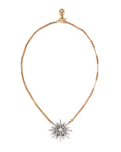 LULU FROST Radiant Pendant Necklace