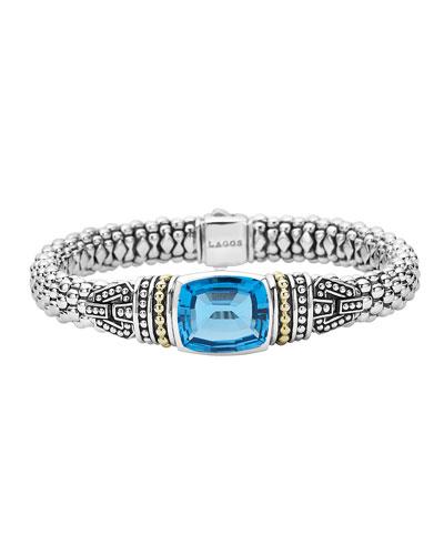 14mm Caviar Color Bead Bracelet