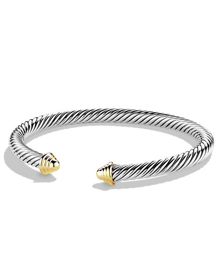 David Yurman 5mm Thoroughbred Cable Bracelet