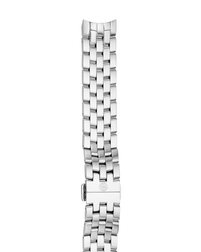 Belmore 18mm Stainless Steel Bracelet Strap