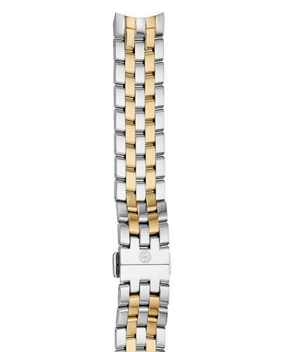 Belmore 18mm Two-Tone Bracelet Strap