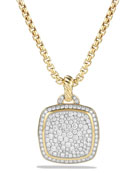 18k Albion® Diamond Pavé Pendant