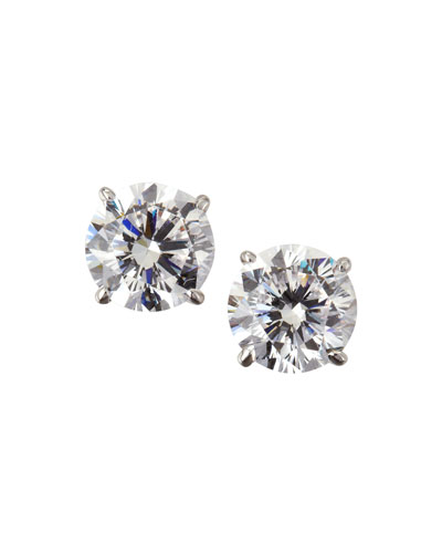 cz jewelry large products womens stud zirconia kivn earrings cubic fashion square