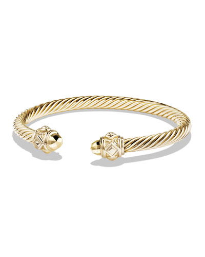 Renaissance Bracelet in 18k Yellow Gold