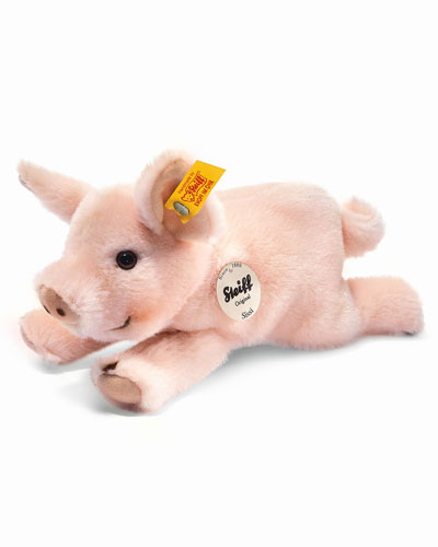 Steiff Little Friend Sissi Piglet Stuffed Animal