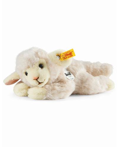 Steiff Little Friend Linda Lamb Stuffed Animal
