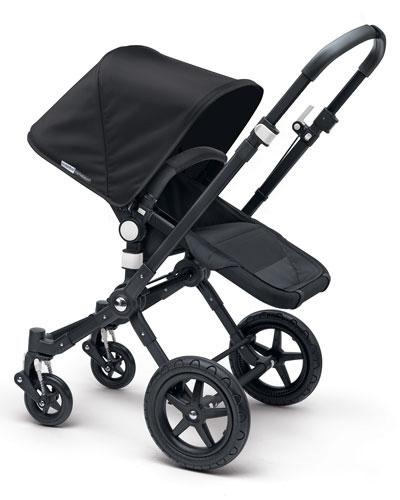 Cameleon179 Complete Stroller Black