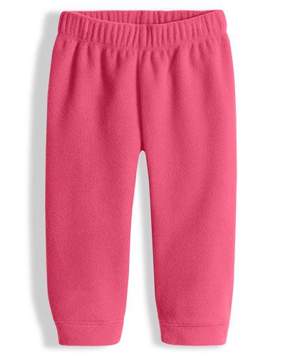 Glacier Micro-Fleece Pants, Pink, Size 3-24 Months