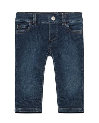 Denim Legging Jeans, Indigo, Size 6-36 Months
