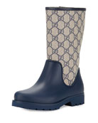 Rainy GG Rain Boot, Toddler Sizes 11-13
