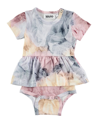 Frannie Bella Bella Play Dress, Multicolor, Size 3-12 Months