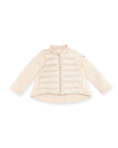 Maglia Quilted and Puffer Jacket, Size 12 Months-3T