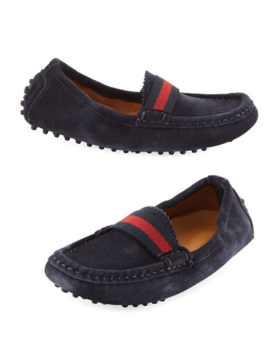Dandy Leather Driver, Toddler Sizes 8-10