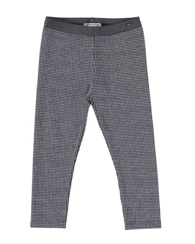 Houndstooth Leggings, Size 3-7