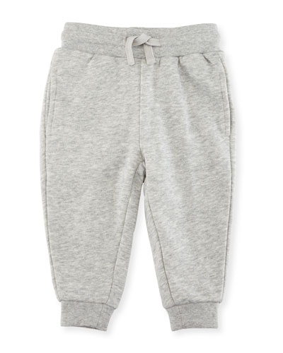 Zachary Basic Sweatpants, Gray, Size 3-36 Months