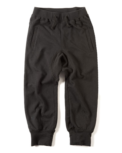 AJ Sweatpants, Size 2-10