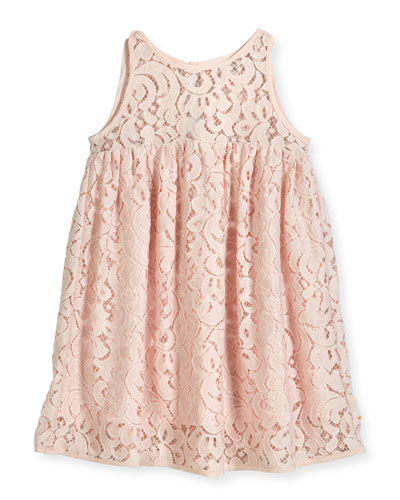 Lace Babydoll Dress, Size 4-7
