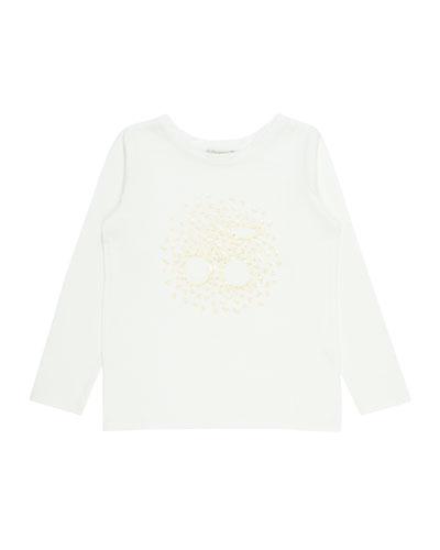 Golden Cherry T-Shirt, Size 3-8