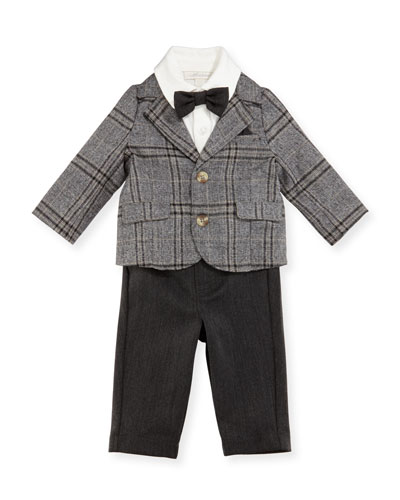 Suit Layette Set, Size 2-4