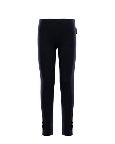 Pantalone Stretch Leggings, Size 4-6