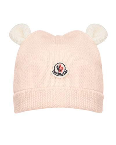 Berretto Animal Ears Knit Beanie Hat, Infant