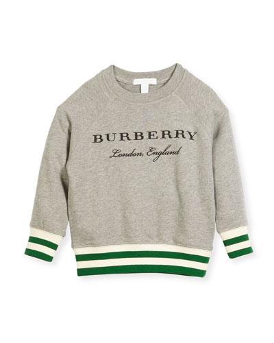 Stanley Logo Sweatshirt, Size 4-14