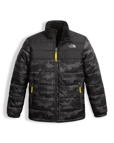 Reversible Mount Chimborazo Jacket, Size XXS-XL