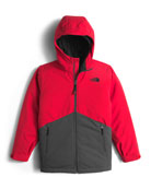 Apex Elevation Colorblock Jacket, Red/Black, Size XXS-XL