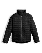 ThermoBall Full-Zip Jacket, Black, Size XXS-XL