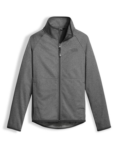 Tech Glacier Full-Zip Jacket, Size XXS-XL