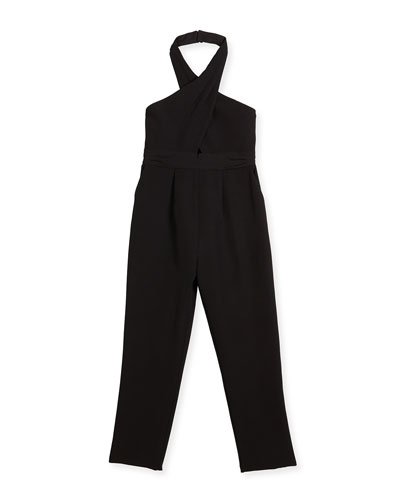 Lulu Cady Stretch Jumpsuit, Size 8-16