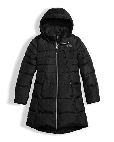 The North Face Elisa Down Parka, Black, Size XXS - XL