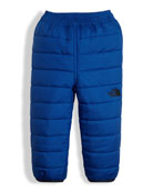 Reversible Perrito Quilted Pants, Blue, Size 3-24 Months