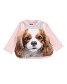 Eline Little Spaniel T-Shirt, Size 6-24 Months