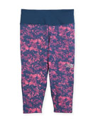 Pulse Capri Leggings, Size XXS-XL