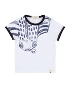 Blowfish Graphic T-Shirt, Size 12M-3T