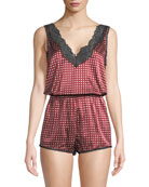 Poppy Snoozing Lounge Romper