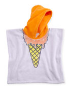 Bobo Ice Cream Hooded Towel
