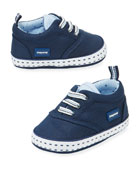 Boys' Sporty Twill Shoes, Baby
