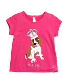 Regal Beagle Short-Sleeve T-Shirt, Size 3-6