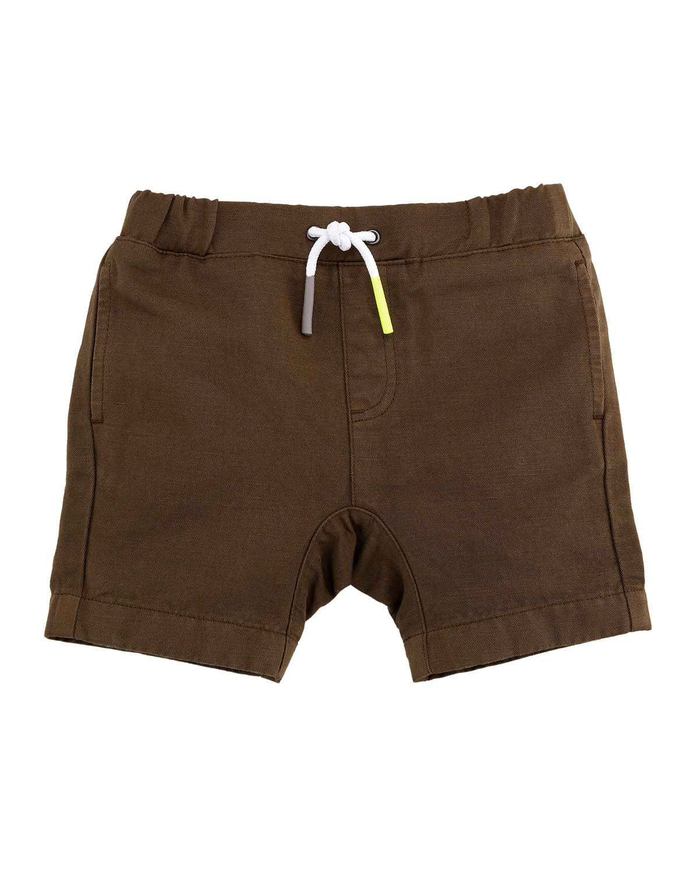 Curran Drawstring Bermuda Shorts Size 12M3