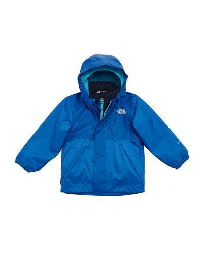 Stormy Rain Triclimate® Jacket, Size 2-4T