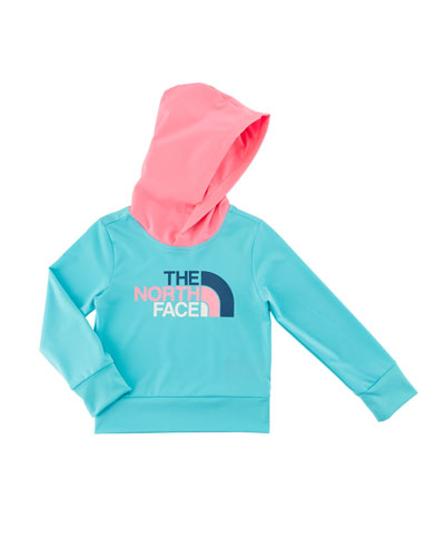 Hike/Water Hooded Logo Tee, Size 2-4T