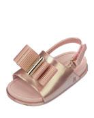 Mini Melissa + Jason Wu Beach Slide Sandal, Toddler