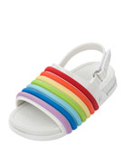 Mini Rainbow Beach Slide, Toddler