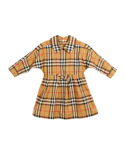 ce2ce42ac Cotton Imported Check Dress