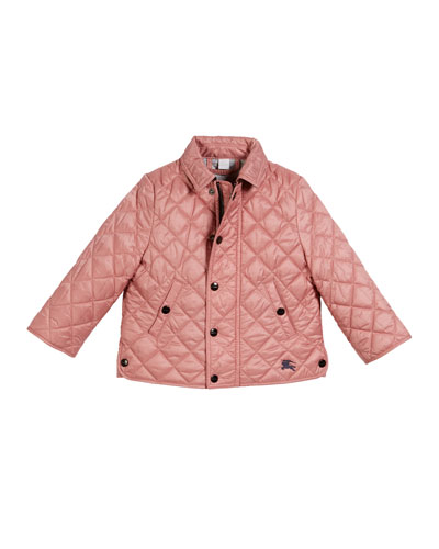 cff22dab0a2 Quick Look. Burberry · Lyle Quilted Snap Jacket