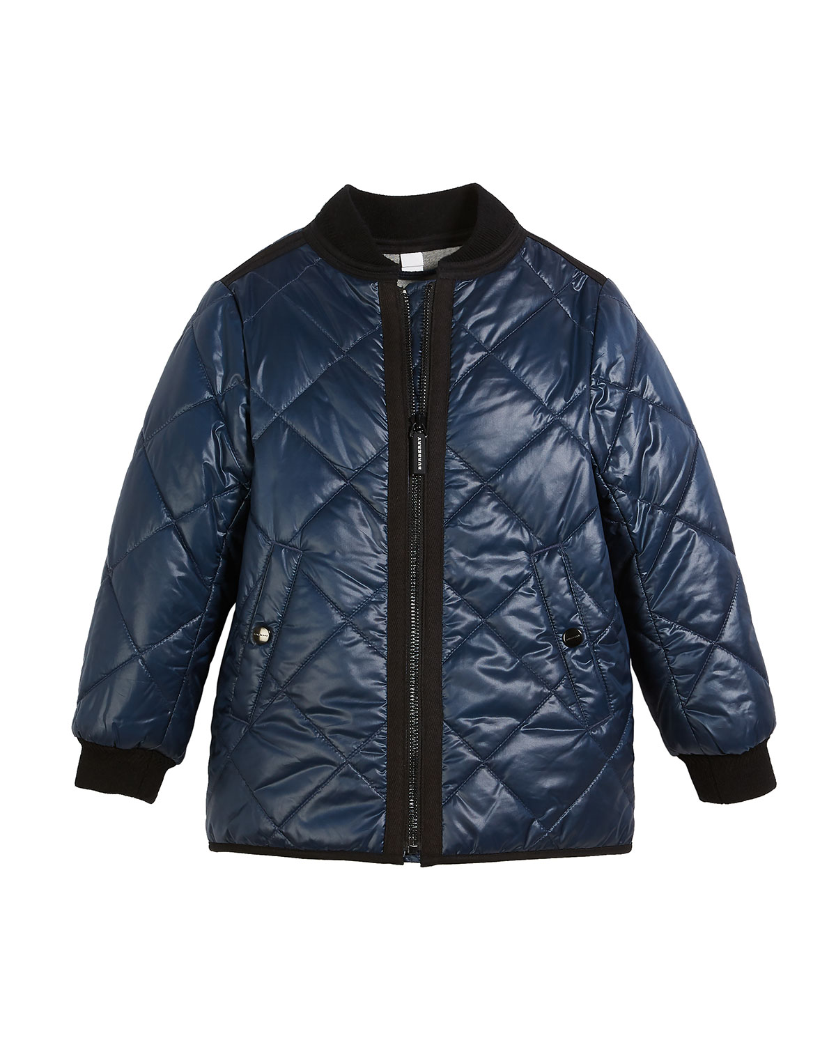 Ila Reversible Quilted Bomber Jacket, Size 4-14