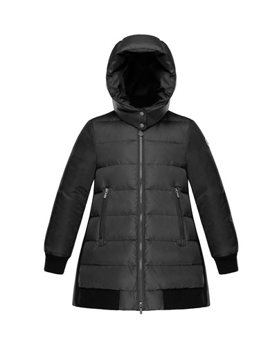 Moncler Marcus Wool Sleeves Neiman Jacket Long rXAx0wzqnr