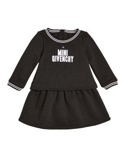 Girls Givenchy Dress Neiman Marcus